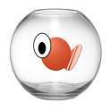Fishbowl Photo Gallery (Donut) icon