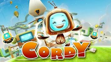 Screenshot of Cordy