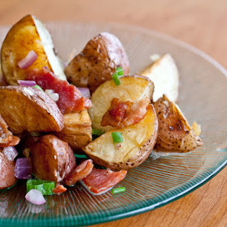 Warm Bacon Potato Salad.