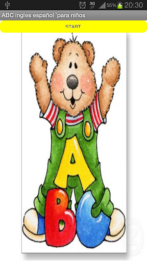 ABC English Spanish For Kids