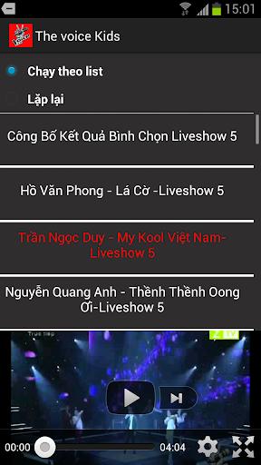 Giọng hát Việt nhí tổng hợp