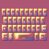 Colorful Pearl Keyboard Skin