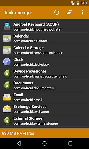 Taskmanager  screenshots 3