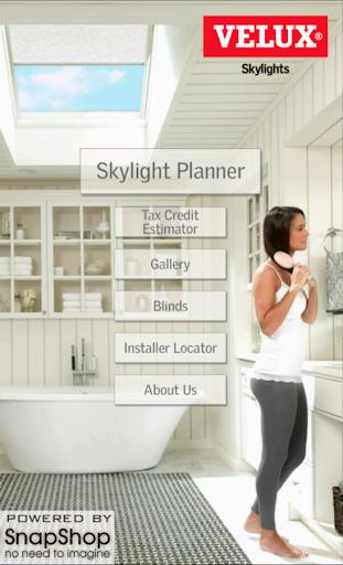VELUX Skylight Planner