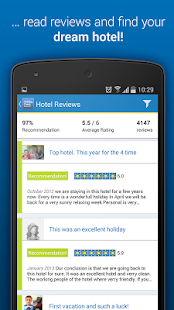 HolidayCheck - Hotels & Travel Screenshot 4