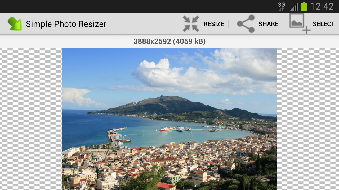 Photo & Picture Resizer- screenshot