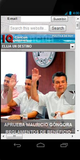 IQ Cancun Noticias