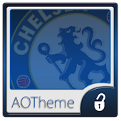 Chelsea GO Locker Theme