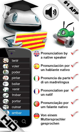 Catalan Verbs HD LearnBots