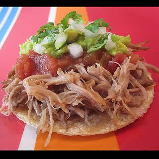 Pulled Pork Tacos.