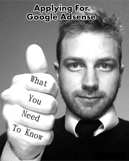 Applying For Google Adsense