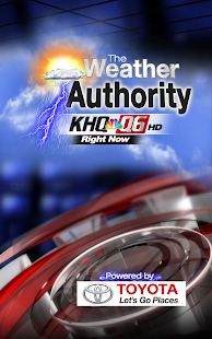 KHQ Weather Authority - screenshot thumbnail