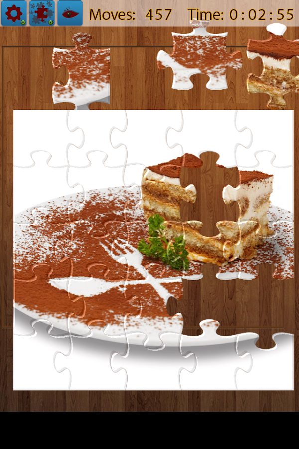 Desserts Jigsaw Puzzles - screenshot