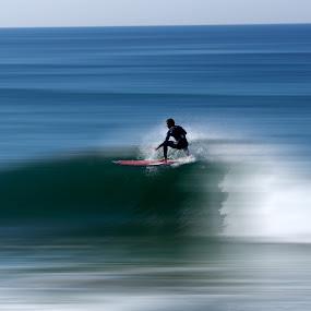 Rider...one by Sergio Martins - Sports & Fitness Surfing ( billabong, quicksilver, costa da caparica, team, surf, portugal )