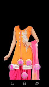Salwar Suit photo making v1.1