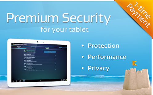 杀毒 - 平板电脑 Tablet AntiVirus