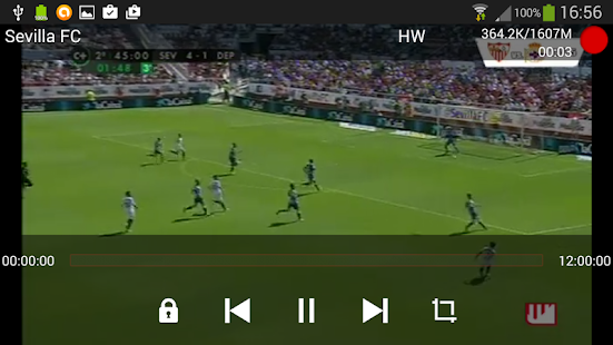VXG IPTV Player Screenshot