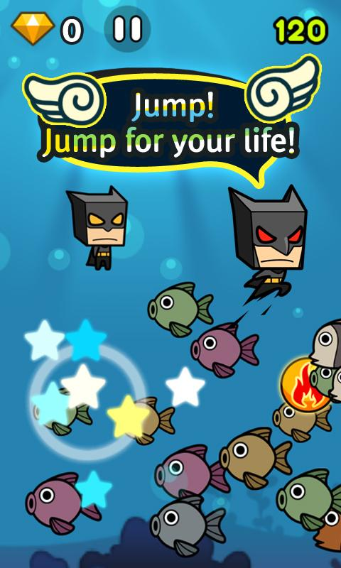 Touch Hero - screenshot