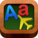 Magnetic Alphabet for Tablets logo