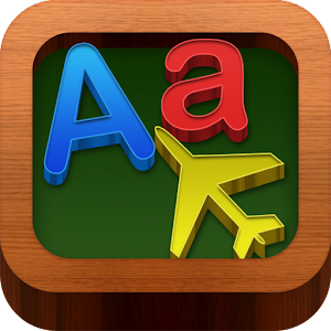 Magnetic Alphabet for Tablets 教育 App Store-愛順發玩APP