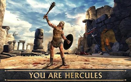 HERCULES: THE OFFICIAL GAME Screenshot 1