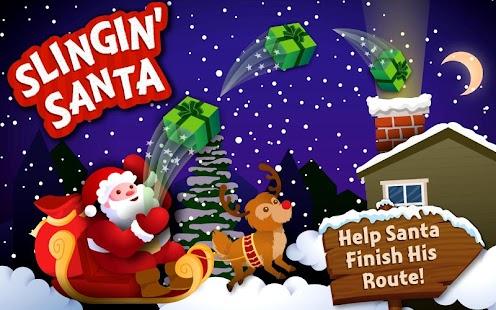 Slingin' Santa