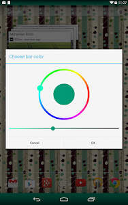 Colored Bars Launcher screenshot 11