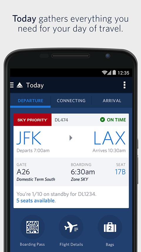 Fly Delta - screenshot