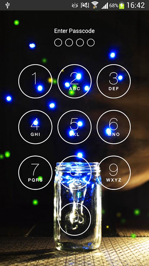 Live Wallpaper Lock Screen