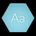Fonte Ubuntu para CyanogenMod icon