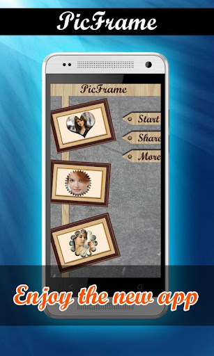 PicFrame : Photo Collage Frame