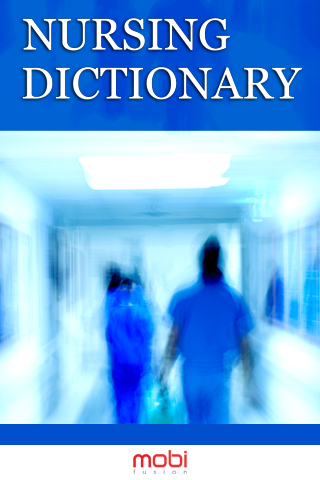 Dictionary of Nursing