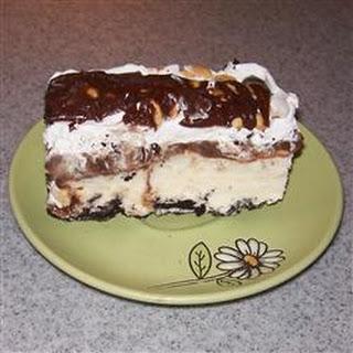 Mmm-Mmm Ice Cream Cake