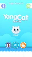 Screenshot of Yang The Cat Game