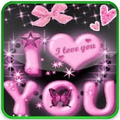 I love you heart FREE WALPAPER