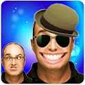 Fun face changer photo montage icon