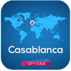 Casablanca Map & Guide icon