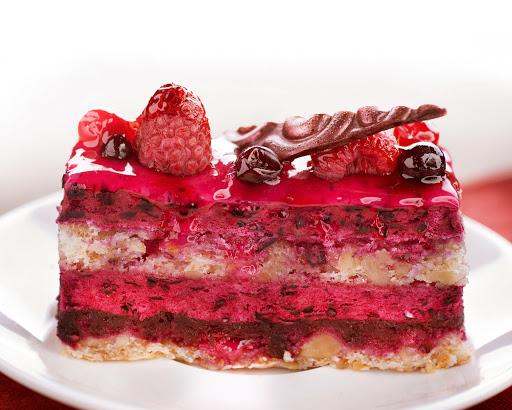ケーキの壁紙