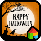 Happy Halloween Dodol Theme