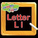 Letter L for LKG Kids Practice
