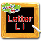 Letter L for LKG Kids Practice icon