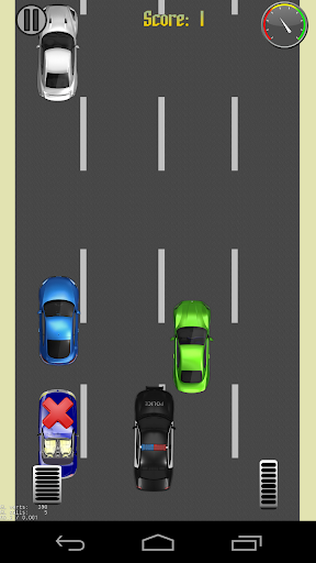Asphalt Racing: Hot Pursuit