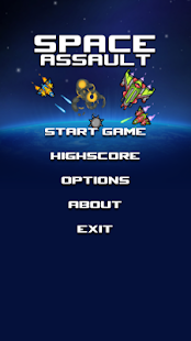 Space Assault Retro - screenshot thumbnail