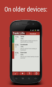 Task:Life Performance Tracker v16.0