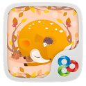 Dear Deer GO Launcher Theme icon