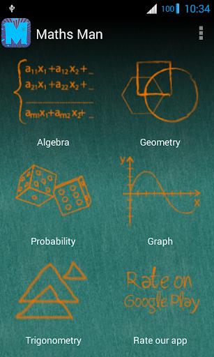 Maths Man
