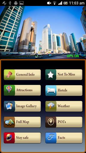 Doha Offline Map Travel Guide
