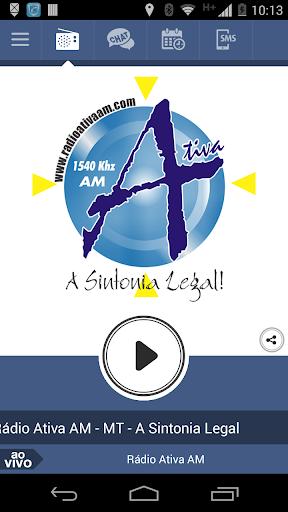 Rádio Ativa AM- Barra do Bugre