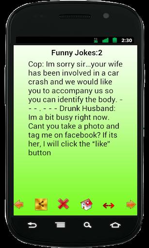 Funny SMS Jokes