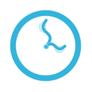 Hourly Vibration SmartWatch Icon